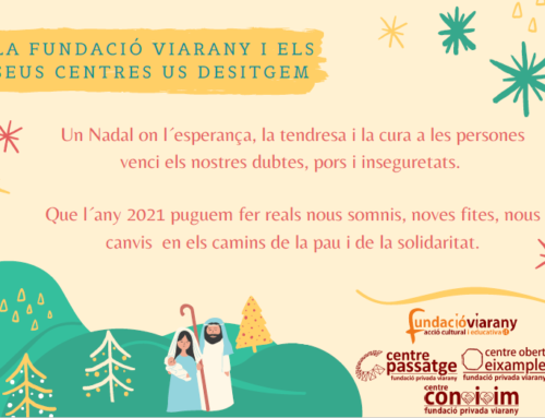 La Fundació Privada Viarany us desitgem unes bones festes i feliç Nadal.