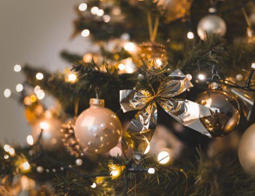 """Celebració del Nadal al Centre Obert Eixample amb la participació a """"l'Arbre dels Somnis"""" de CaixaBank"""
