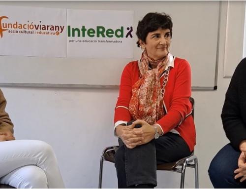 La Fundació Privada Viarany i InteRed, treballen a Barcelona teixint vincles entre cultures