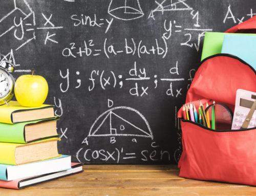 ABACUS dona material escolar a  la Fundació Privada Viarany